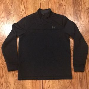 Under Armour Storm 1 Half Zip Sweatshirt like New